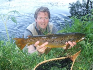 Big Irwell Trout