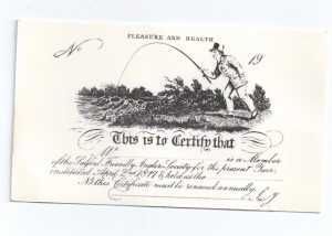 membership card 19--