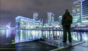 Fishing In Urban Manchester – Its Awesome
