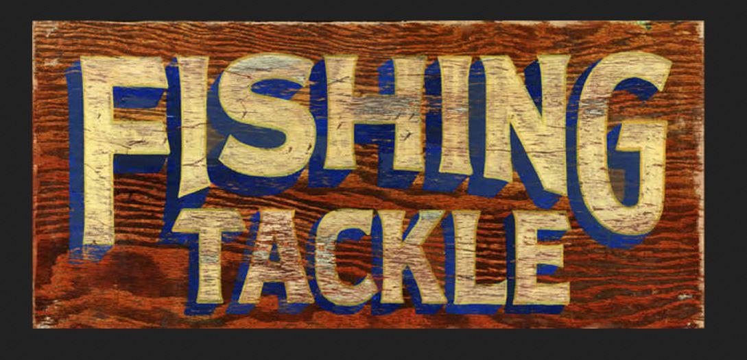 tackle shops, Fishing Rod
