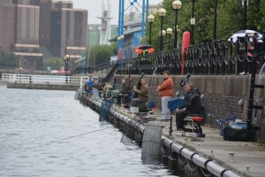 Salford Quays Fishing