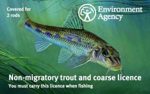 Paid For Via Your Rod Licence