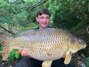 River Irwell carp